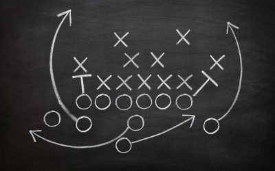 A New Playbook for Leaders to Get in the End Zone